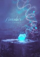 November is for Lost Things by UntamedUnwanted