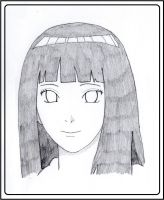 Hinata - The Last - Facial image by TheIllusiveMan90