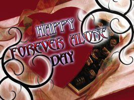 happy forever alone day !! by EeKeRs05