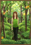 Forest 2 by MoonlitRainbow