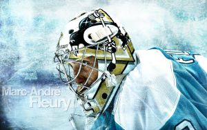 Marc-Andre Fleury Wallpaper by XxBMW85xX