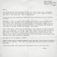 one day, three autumns by bailey--elizabeth