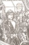 Cable and Domino by yosarian13
