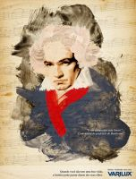 Beethoven by DinyGirl