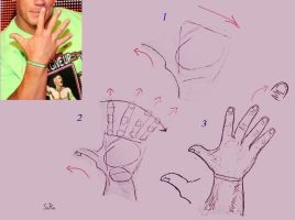 Sketch Tutorial: hand by Art-Diversity