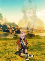 Final Fantasy XIII Hope Estheim by LightFarron17