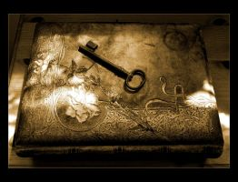 The Book of Secrets by Forestina-Fotos