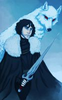 Lord Snow by smokewithoutmirrors