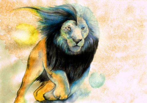 Cecil lion by HeartOfVampyre