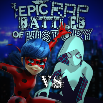 ERB Idea: Miraculous Ladybug vs Spider-Gwen by Stofferex
