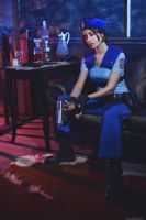 RE: Jill Valentine by Narga-Lifestream