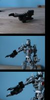 bionicle: the 10o5 rocka by CASETHEFACE