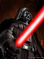 Darth Vader by Killfaeh