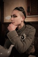 STEAMPUNK_Thoughts by TheOuroboros