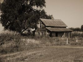 Rustic Setting by silverlakephotos