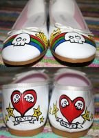 Fifis Secret Shoes by Clayofmyclay