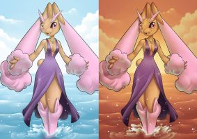 Lopunny Dress by playfurry