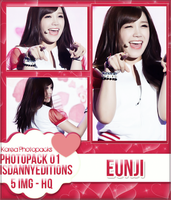 Eunji (A-PINK) - PHOTOPACK#01 by JeffvinyTwilight