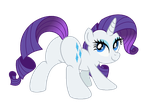 Shake it, Rarity by AleximusPrime