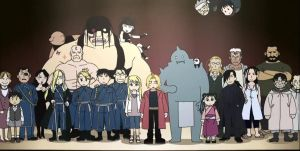 The family of FMA by Kalix5