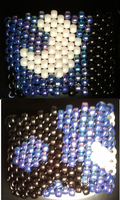 Princess Luna Kandi Cuff by anne-t-cats