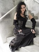 Death Eater Princess-Bellatrix by MadnessHarnessed