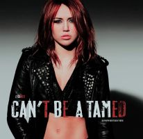 Cant Be A Tamed Font by MyFavoriteEditions