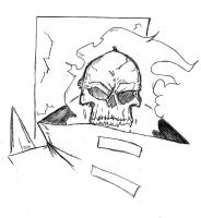 Busted Heroes: GhostRider by InfectedLobster