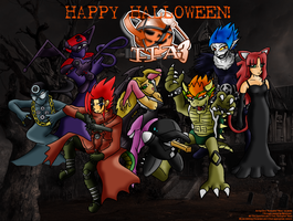 TTA Halloween 2006 by Kirbopher15