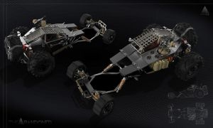 Military Buggy 2 by Scoobylt
