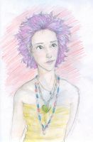 Young Tonks by burdge