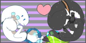 Roxy and Kat's icons by ShushiKitty