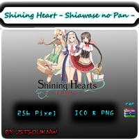 Shining Heart shiawase no pan by jstsouknw by jstsouknw