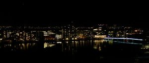 View over Copenhagen by Dodephine