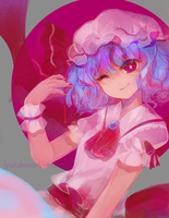 color wheel#1-remilia by Lyiet