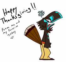 Happy Thanksgiving! by the-fox-after-dark