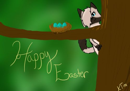 TSC Easter event by Kittytish101