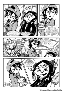 Engine 999 Webcomic Series - CH5PG3 by Tailzkip
