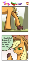 Tiny Applebat 1 by norang94