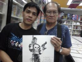 with Tony DeZuniga by force2reckon