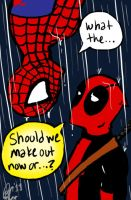 Does Whatever A Deadpool Does...? by moloko-plus