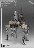 Quadruped helping droid by DrZoidberg96