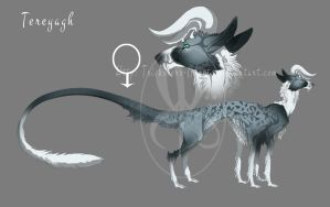 Adopt Auction: Original Species Tereyagh  (CLOSED) by Tricksters-Adopts