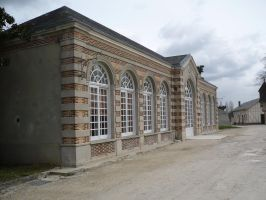 The Orangerie 6 by Cat-in-the-Stock