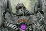 Ongoing_Megatron by hosanna9