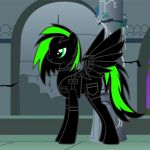 Emerald storm by shadow608