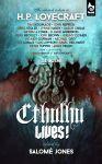 Cthulhu Lives! cover - updated! by gaborcsigas