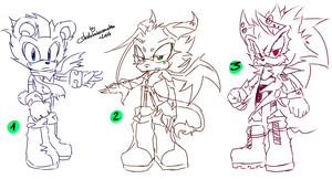 Sonic Adoptables #21 - Closed by shadowhatesomochao