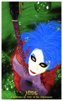 Hide from X Japan by Fairyofthenightmares