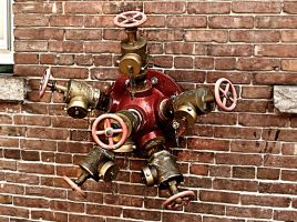Water Valve by muffet1
